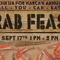 MARCA's Annual Crab Feast