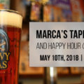 2018 MARCA Taproom Happy Hour