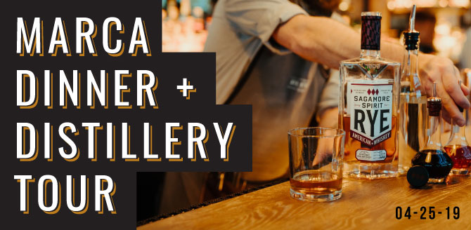 2019 Distillery Tour and Dinner Meeting