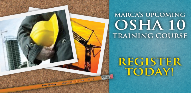 OSHA 10 Training Course 2014