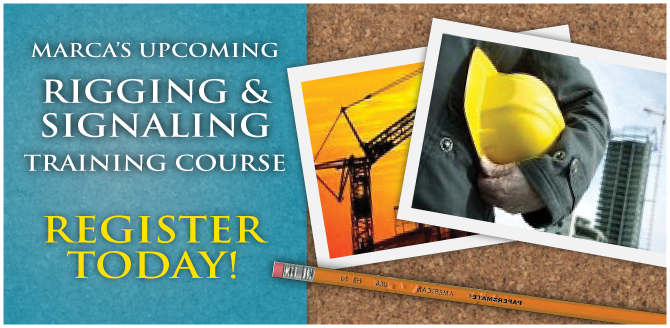 2014 Rigging and Signaling Course