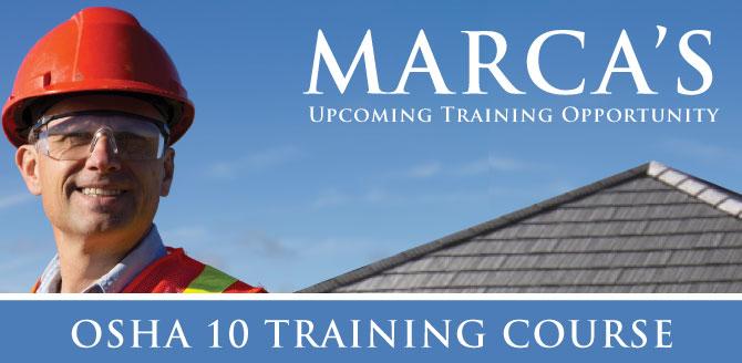 2018 OSHA Training Course