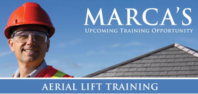 2018 Aerial Lift Training