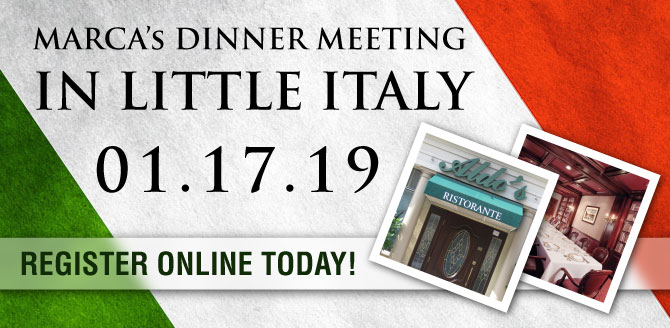 2019 Dinner In Little Italy