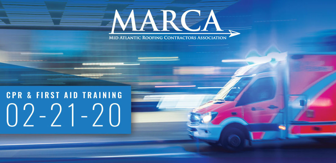 2020 CPR and First Aid Training
