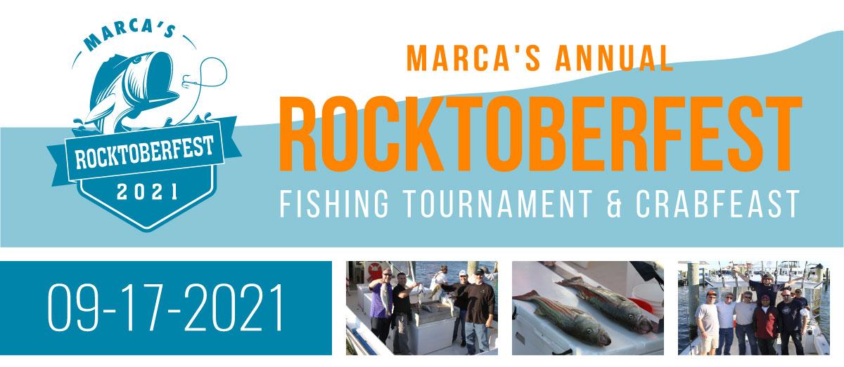 2021 Rocktoberfest + Crabfeast